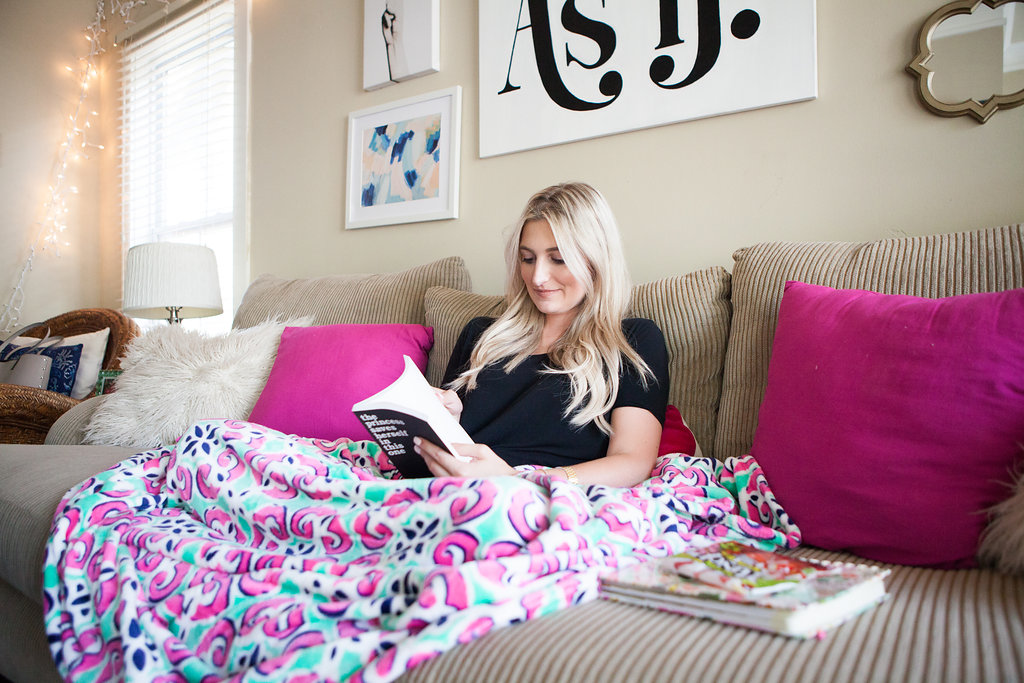Dorm Essentials with Audrey Madison Stowe a fashion and lifestyle blogger   Texas based