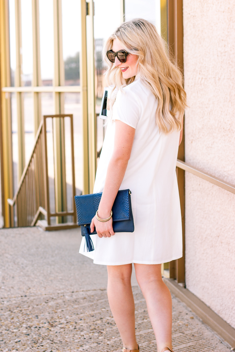 Collared Work Dresses | Work Wear | Audrey Madison Stowe a fashion and lifestyle blogger