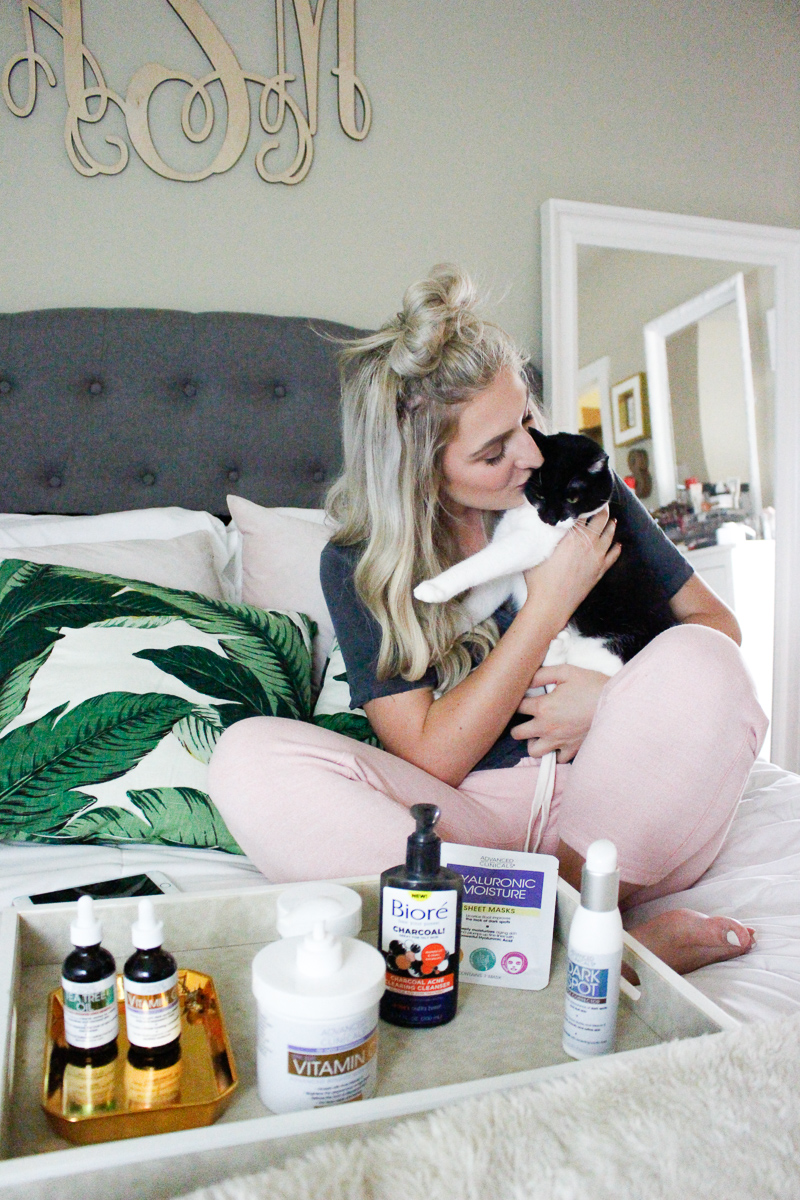 Whipping my Skin into Shape | Clearing up Acne Scars | Skincare | Audrey Madison Stowe a fashion and lifestyle blogger based in Texas