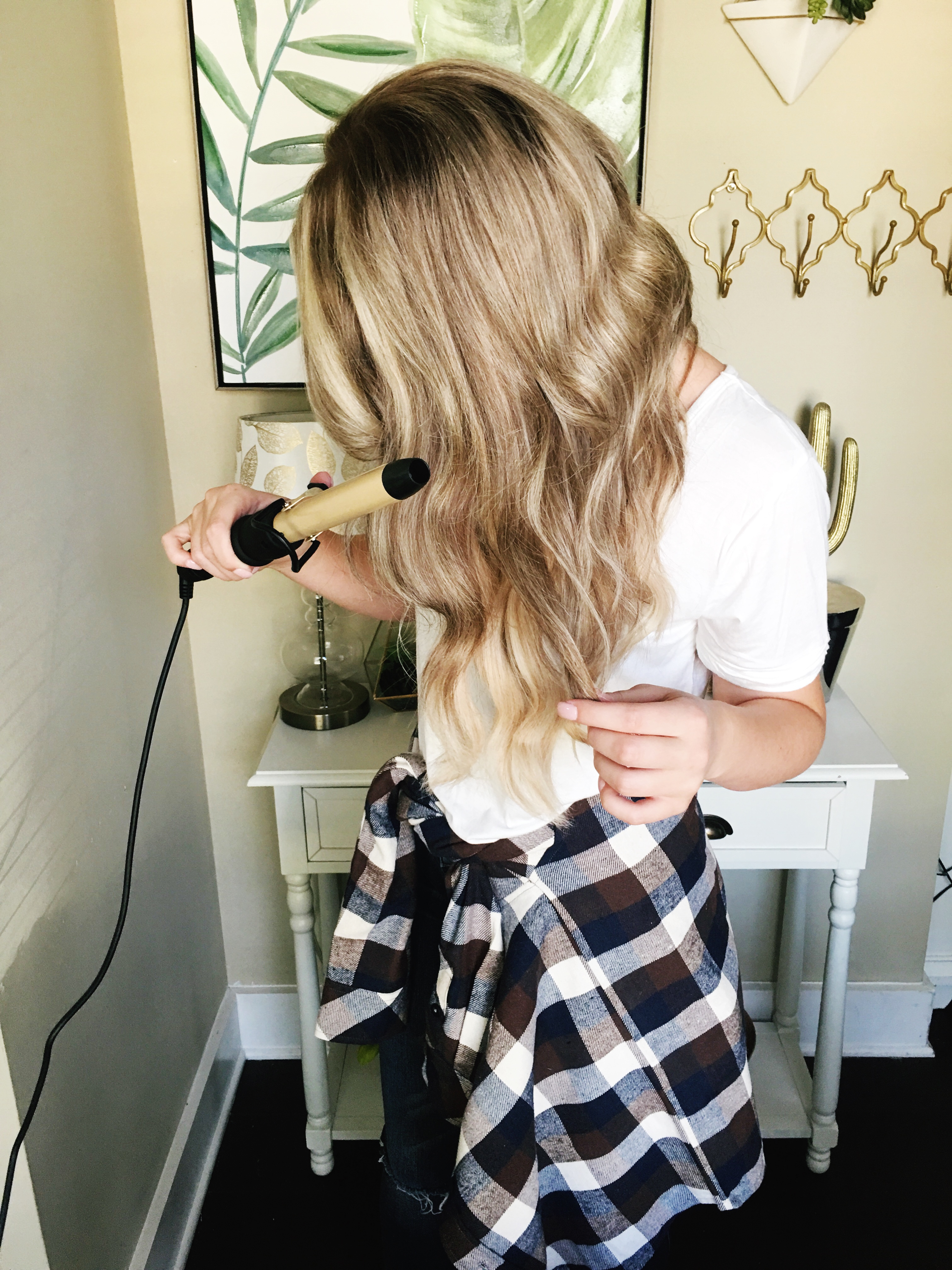 Instagram Roundup | Bio Ionic Gold Curling Wand | Audrey Madison Stowe a fashion and lifestyle blogger based in Texas