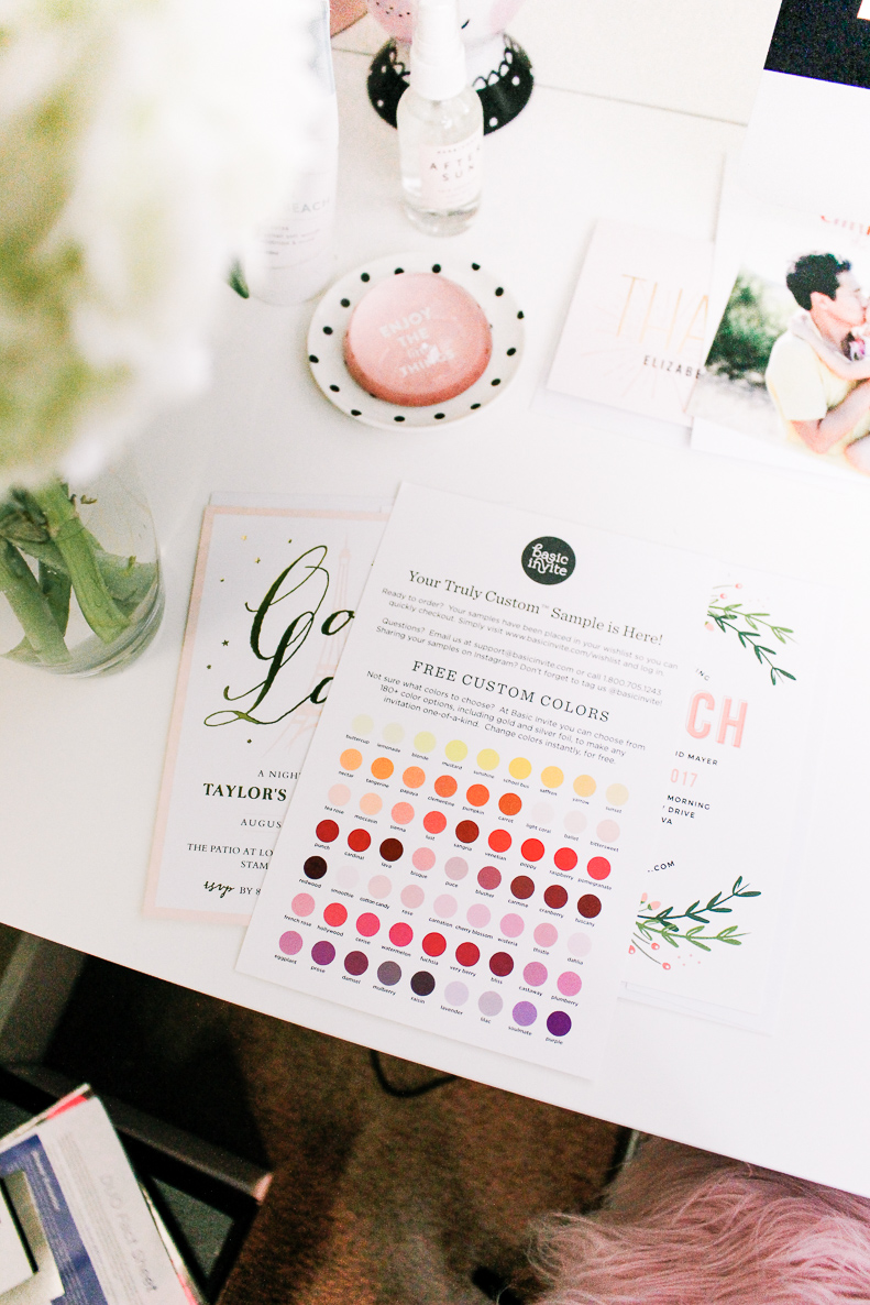 Party Planning for The Holidays | Basic Invite | Audrey Madison Stowe a fashion and lifestyle blogger