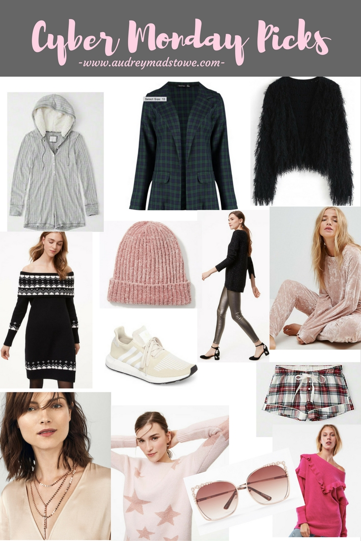 Cyber Monday Picks | Sale Round up | Audrey Madison Stowe a fashion and lifestyle blogger