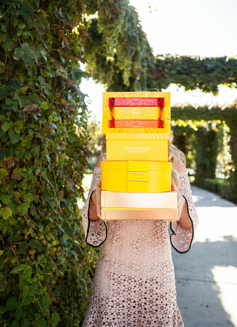 L'Occitane Gift Set: The Perfect Holiday Gift