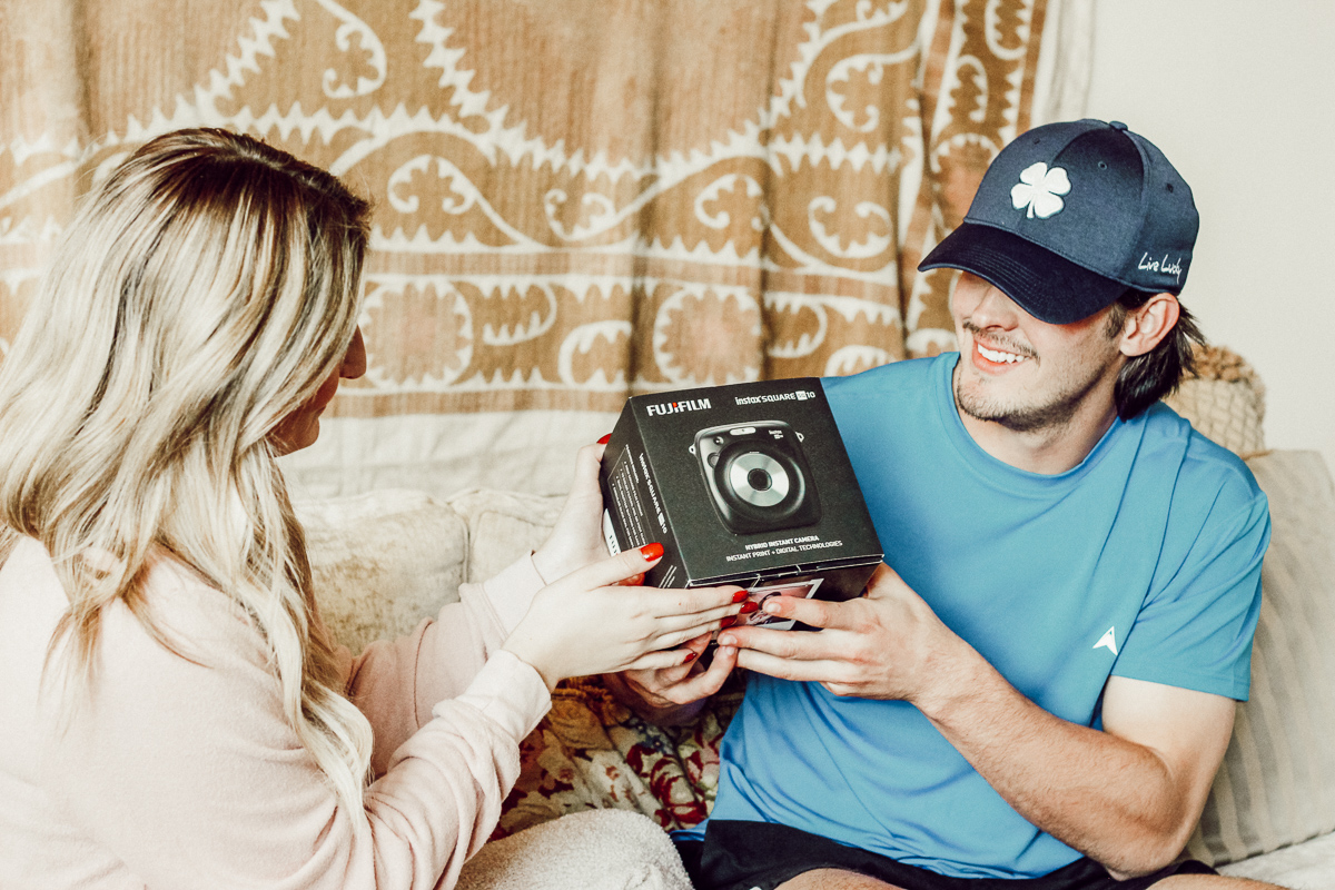 Fuji Film | Roku | Boyfriend Goals | BabbleBox | Gifts For Millennial Guys featured by top Texas lifestyle blog Audrey Madison Stowe