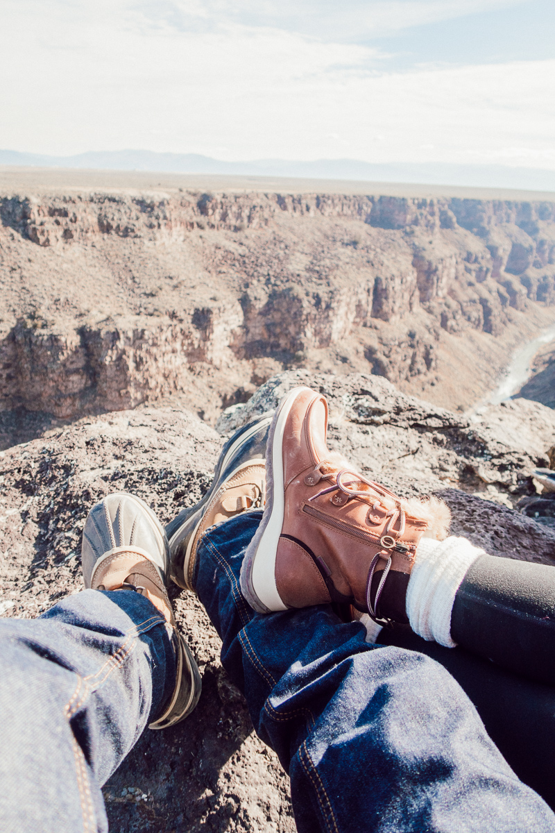 Taos Travel Diary | His and Her | Taos New Mexico | Audrey Madison Stowe a fashion and lifestyle blogger