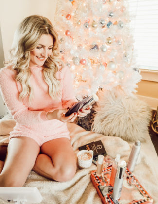 Winter Beauty at Home | Audrey Madison Stowe a fashion and lifestyle blogger