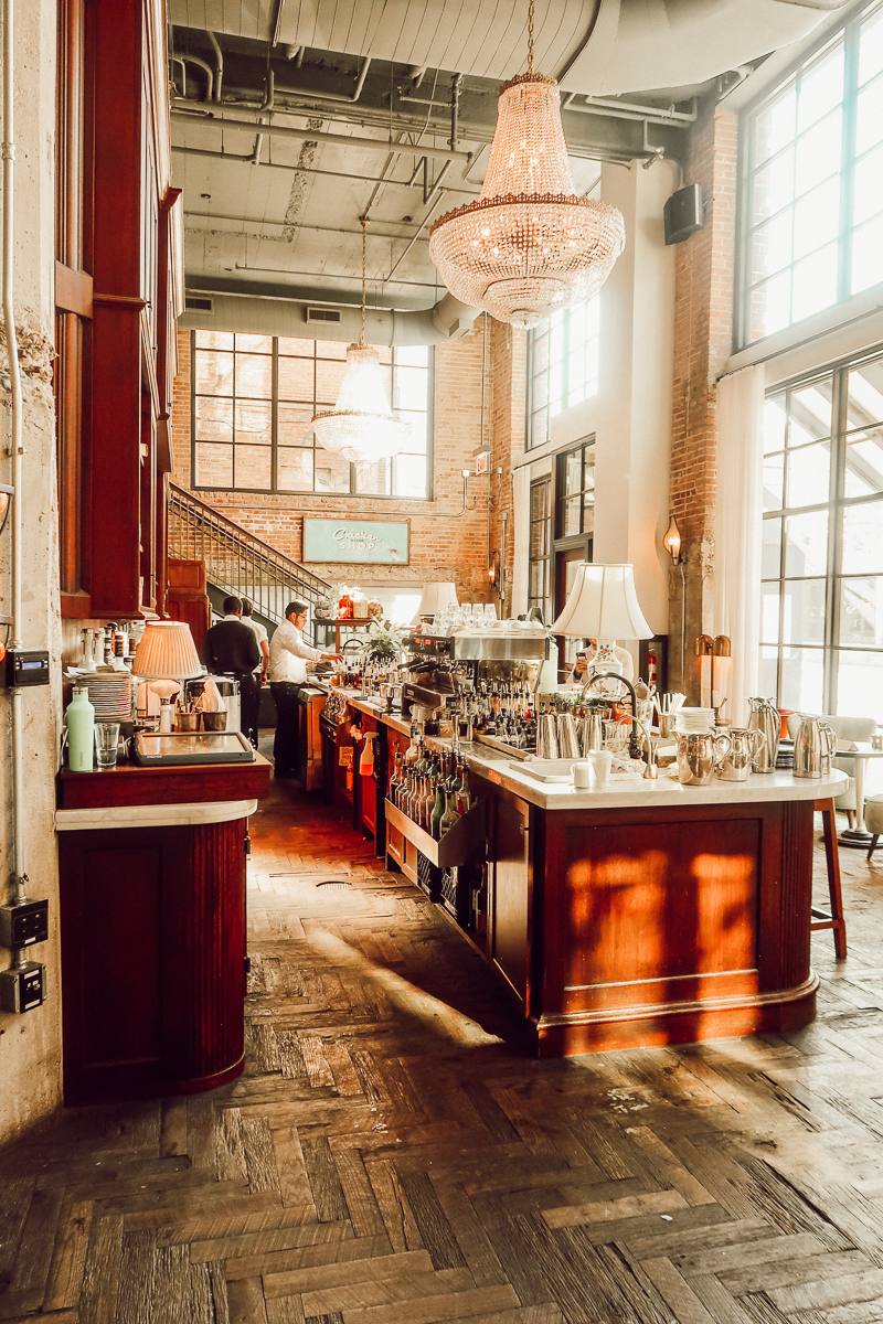 The Allis Soho House | Chicago Itinerary | Audrey Madison Stowe a fashion and lifestyle blogger - Weekend in Chicago by popular Texas blogger Audrey Madison Stowe