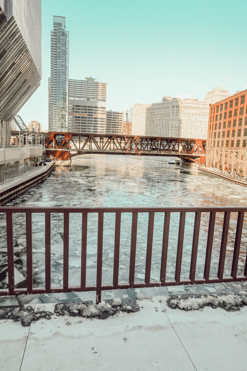 Winter in Chicago | Chicago travel diary } Audrey Madison Stowe a fashion and lifestyle blogger - Weekend in Chicago by popular Texas blogger Audrey Madison Stowe