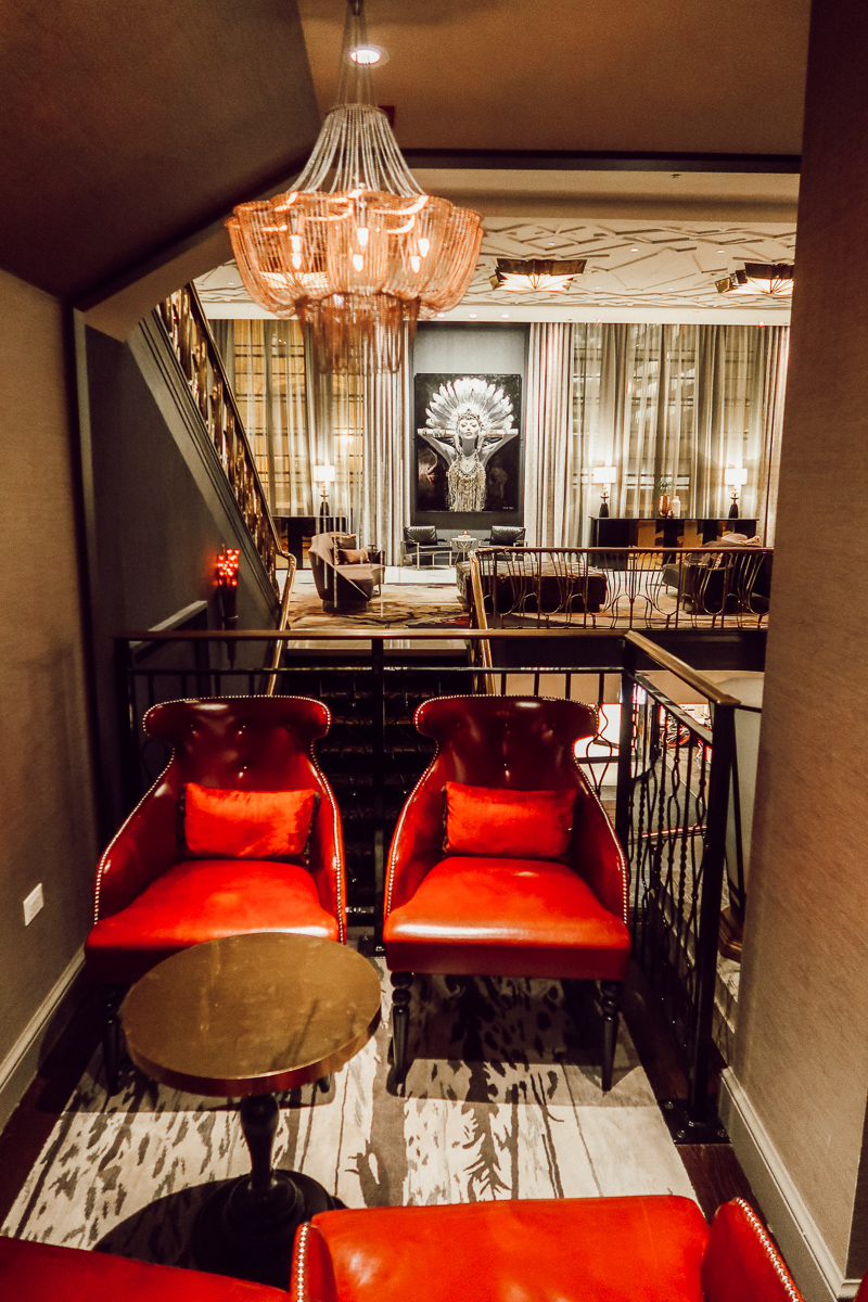 Hotel Allegro | Chicago Travel Diary | Audrey Madison Stowe a fashion and lifestyle blogger - Weekend in Chicago by popular Texas blogger Audrey Madison Stowe