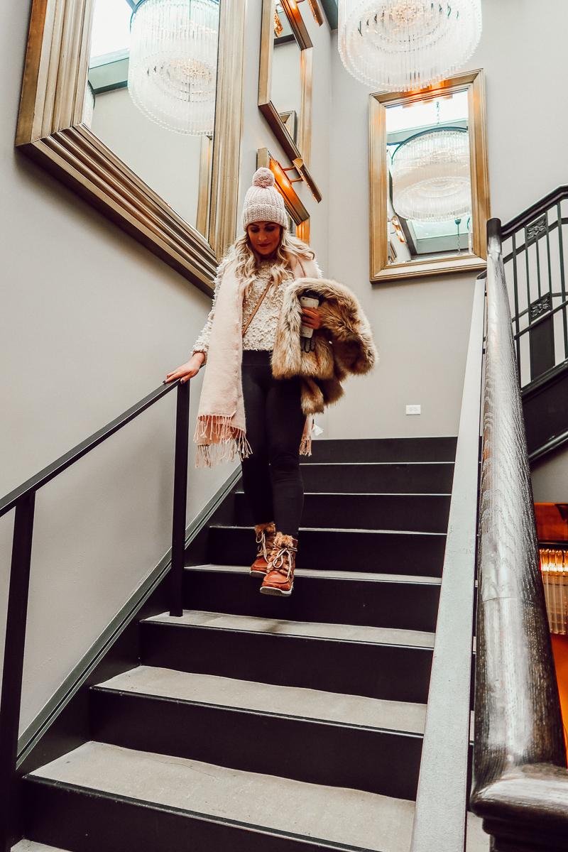 Restoration Hardware Chciago | Audrey Madison Stowe a fashion and lifestyle blogger