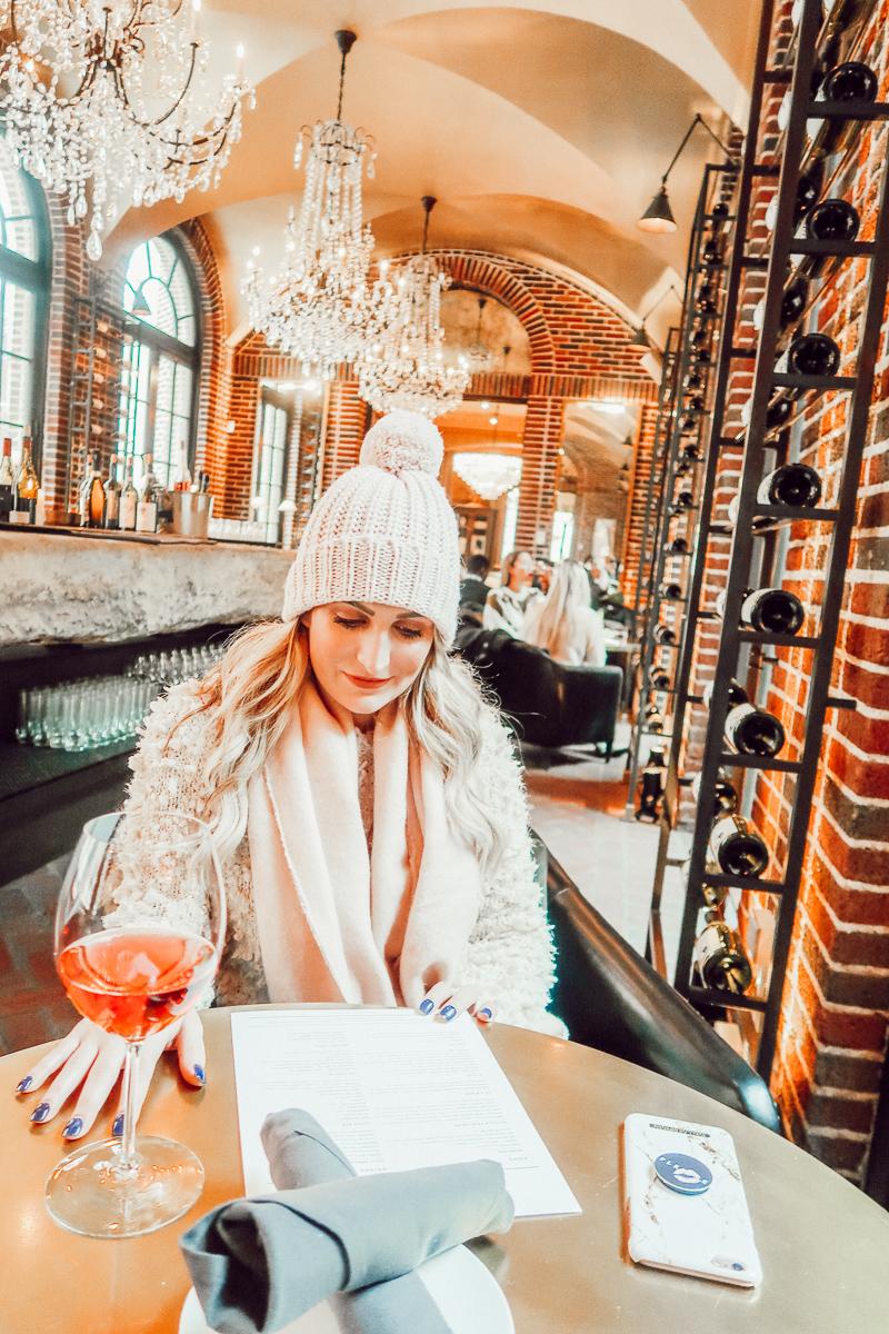 Restoration Hardware Chicago | 3 Arts Cafe | Audrey Madison Stowe a fashion and lifestyle blogger