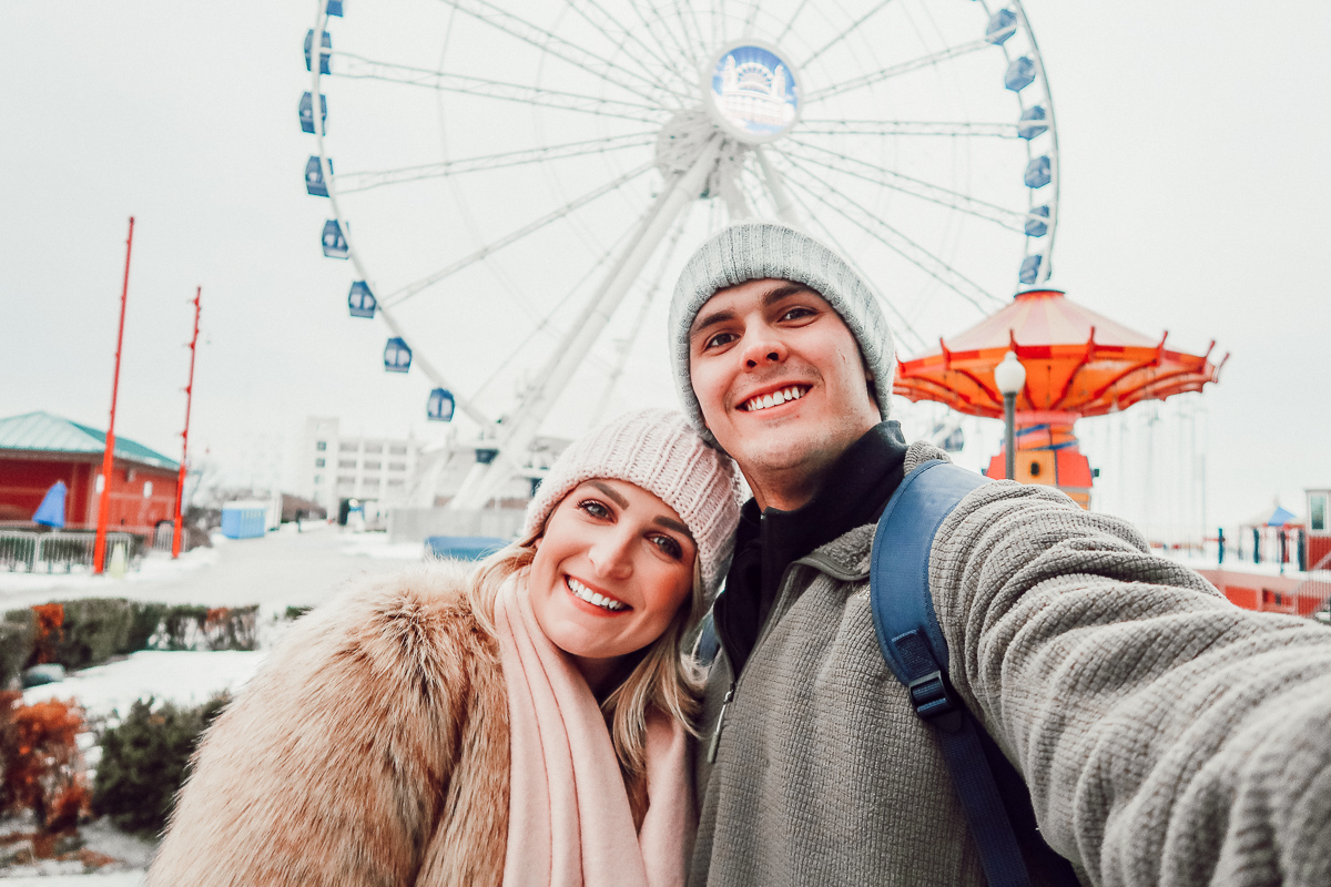 Navy Pier | Chicago Travel Diary | Audrey Madison Stowe a fashion and lifestyle blogger