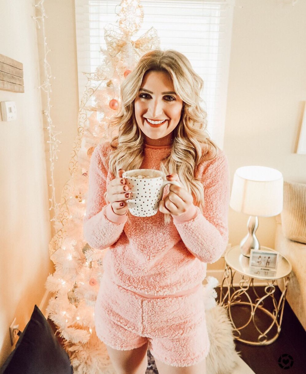 Pink Pajamas | IG Round-Up | Audrey Madison Stowe a fashion and lifestyle blogger