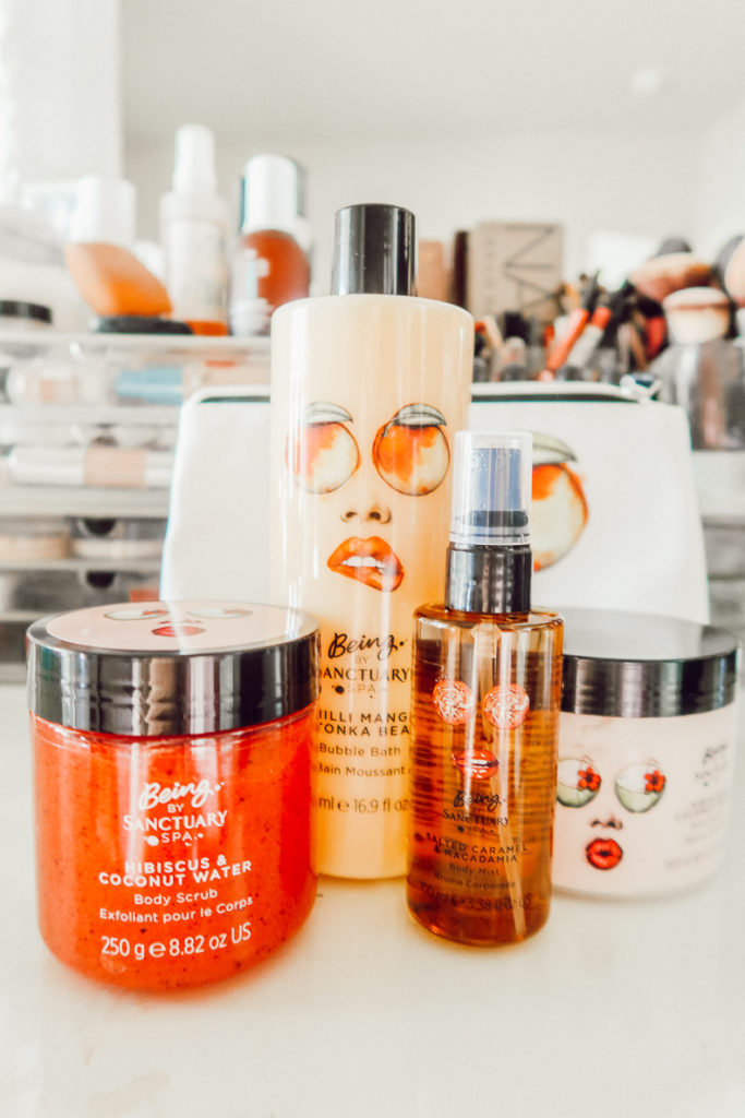 Being Beauty X Sanctuary now at Ulta | Audrey Madison Stowe a fashion and lifestyle blogger - New At Ulta: Being Beauty x Sanctuary by popular Texas beauty blogger Audrey Madison Stowe