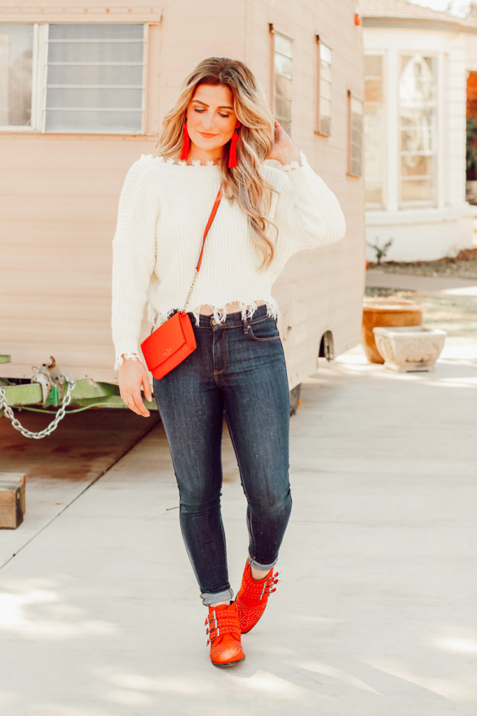 2 Valentine's Outfits | Every day Style | Audrey Madison Stowe a fashion and lifestyle blogger