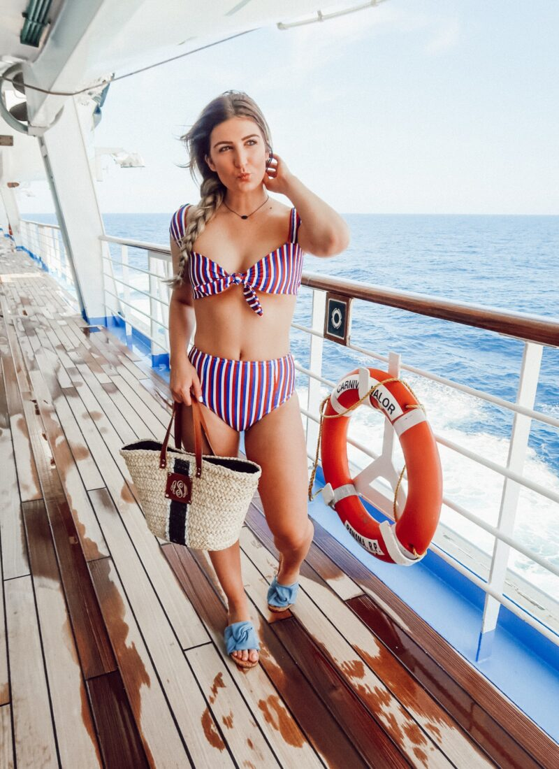 5 Day Cruise: What We Did, Ate, First Experience
