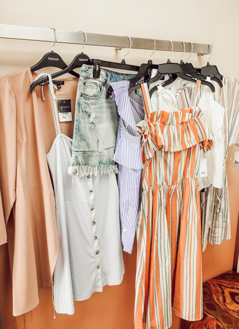 Pretty Spring Outfit Ideas | Easter | Try-on | Audrey Madison Stowe a fashion and lifestyle blogger - Cute Easter Outfit Ideas by popular Texas fashion blogger Audrey Madison Stowe