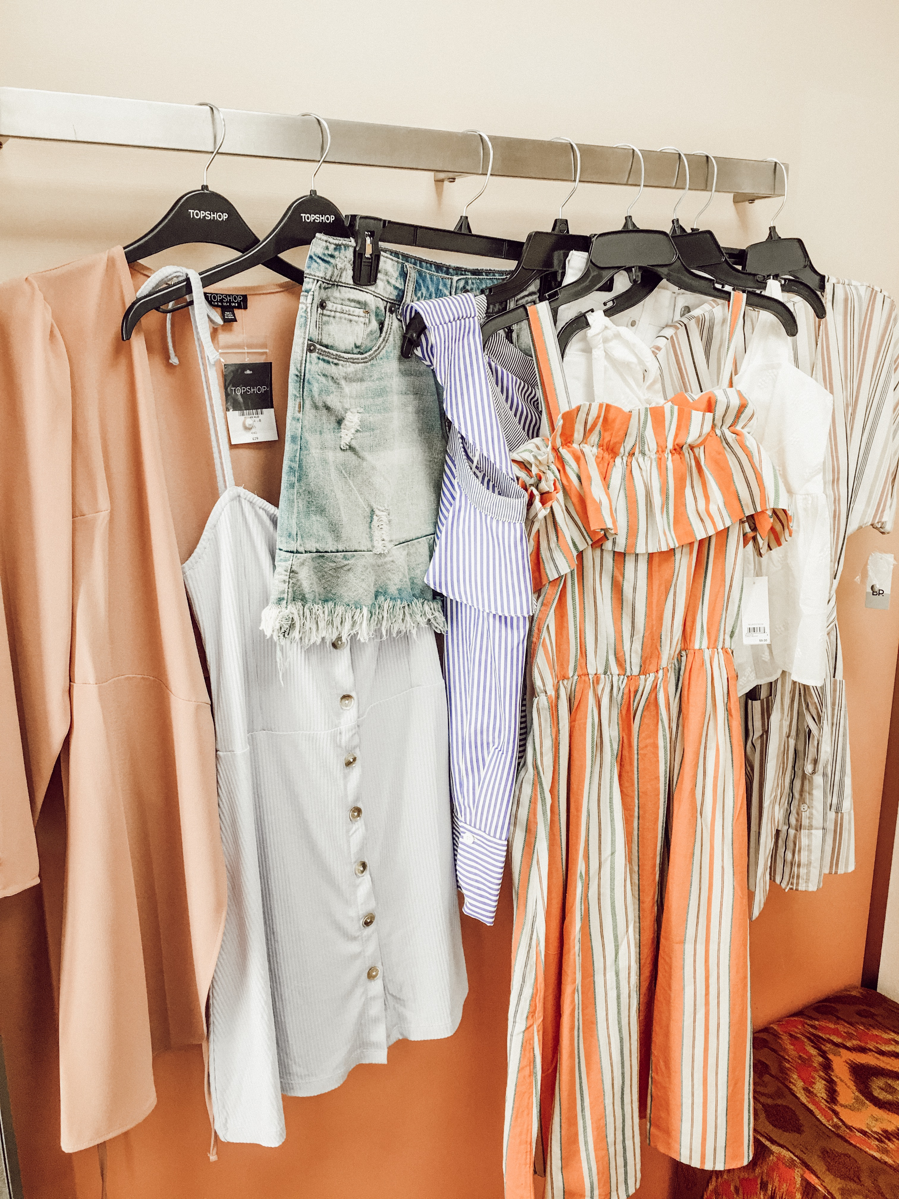 Pretty Spring Outfit Ideas   Easter   Try-on   Audrey Madison Stowe a fashion and lifestyle blogger - Cute Easter Outfit Ideas by popular Texas fashion blogger Audrey Madison Stowe