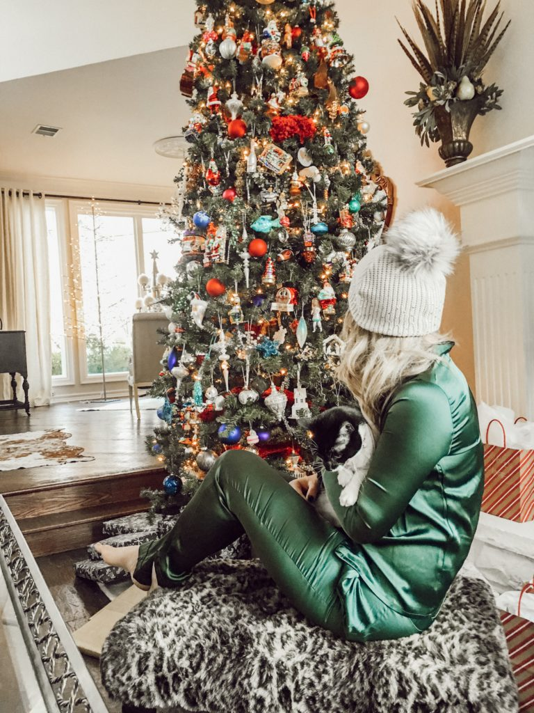 Christmas Audrey Madison Stowe a fashion and lifestyle blogger - Senior Year In Review at TTU by popular Texas blogger, Audrey Madison Stowe