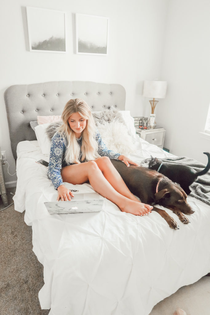 Netflix Favorites + Hello Mello   Audrey Madison Stowe a fasion and lifestyle blogger in Texas - Netflix Favorites + Best Loungewear featured by popular Texas lifestyle blogger, Audrey Madison Stowe