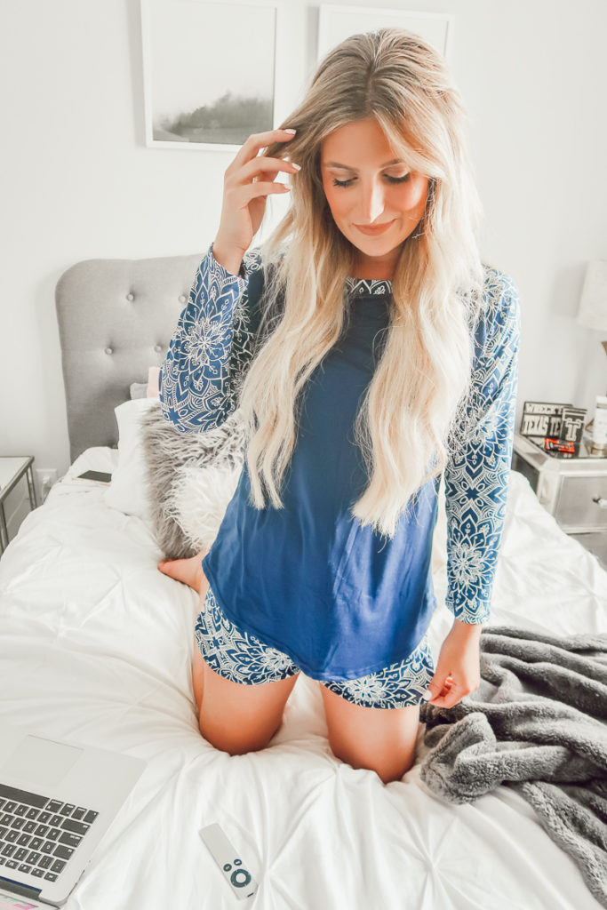 Netflix Favorites + Hello Mello   Audrey Madison Stowe a fashion and lifestyle blogger in Texas - Netflix Favorites + Best Loungewear featured by popular Texas lifestyle blogger, Audrey Madison Stowe
