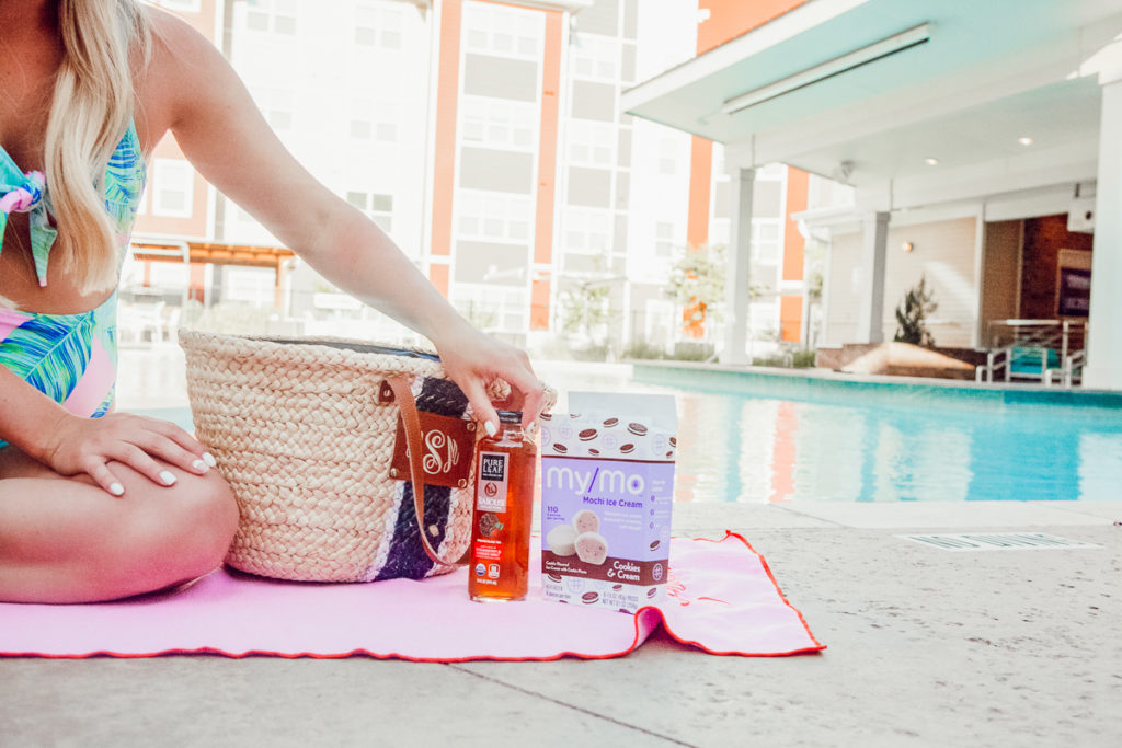 My Pool Bag Essentials This Summer featured by popular Texas lifestyle blogger Audrey Madison Stowe