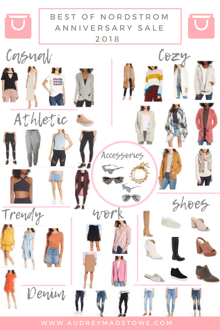 Best Of Nordstrom Anniversary Sale 2018   Audrey Madison Stowe a fashion and Lifestyle Blogger