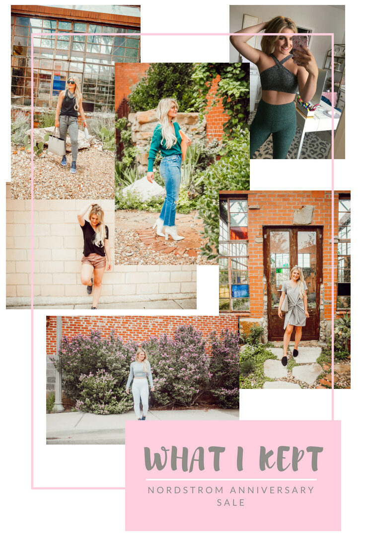 What I Kept From The Nordstrom Anniversary Sale + Items Still In Stock!