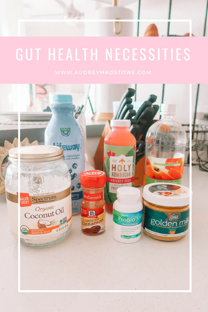 How to Heal your Gut: 7 Necessities featured by popular Texas life and style blogger Audrey Madison Stowe