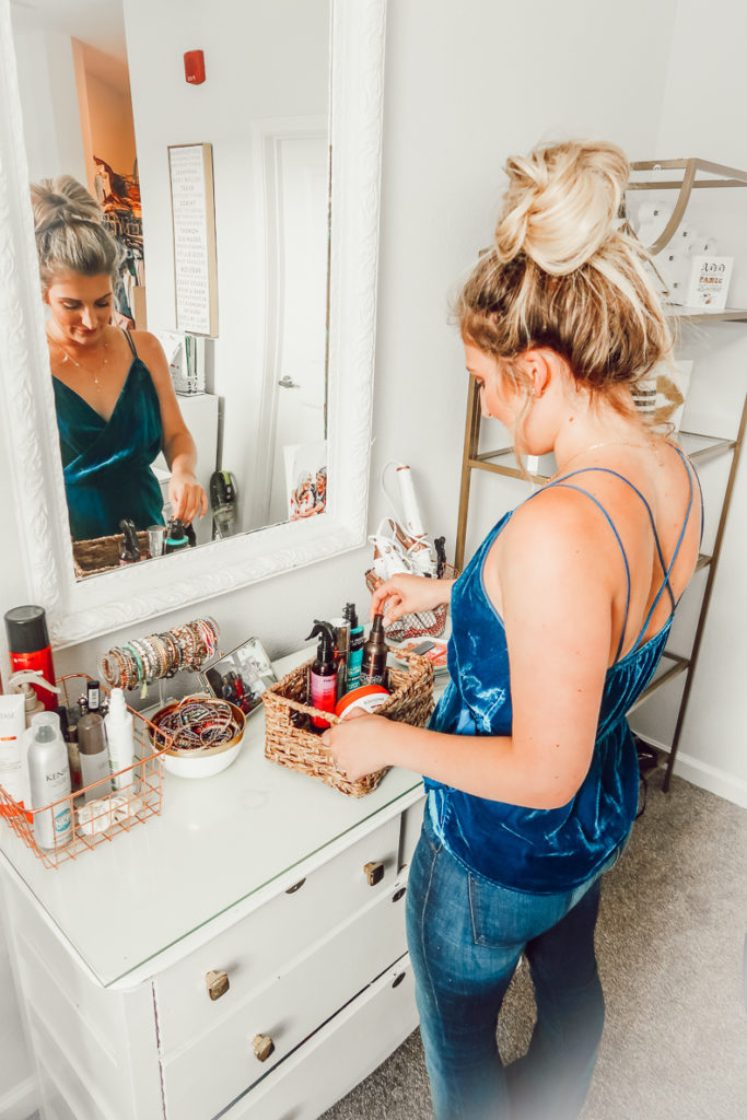 Hair Care Products Lately featured by popular Texas fashion blogger Audrey Madison Stowe