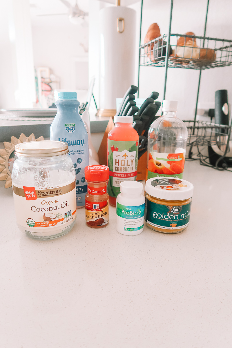 Gut Health Necessities | Healing My Gut | Health and Wellness | Audrey Madison Stowe a fashion and lifestyle blog