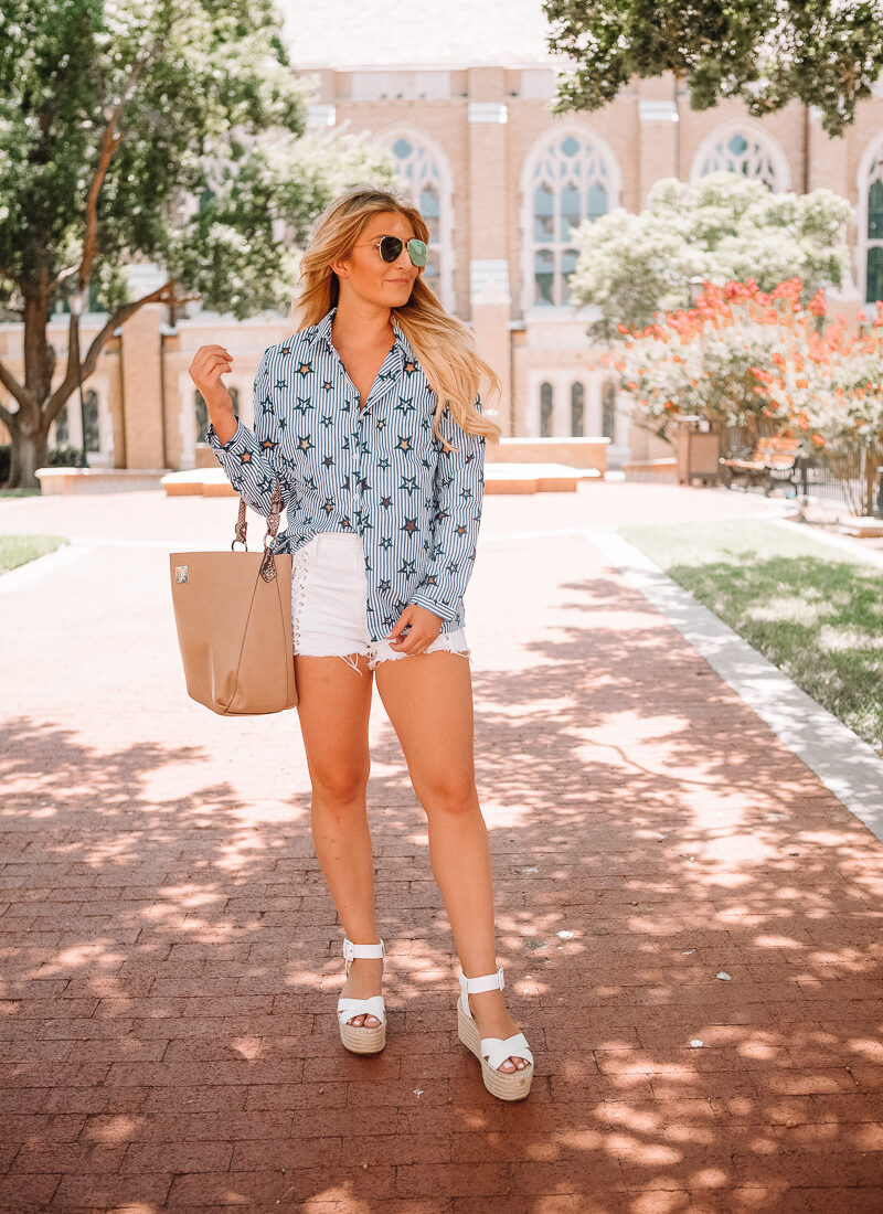 The Star Blouse That's Cute For Everything