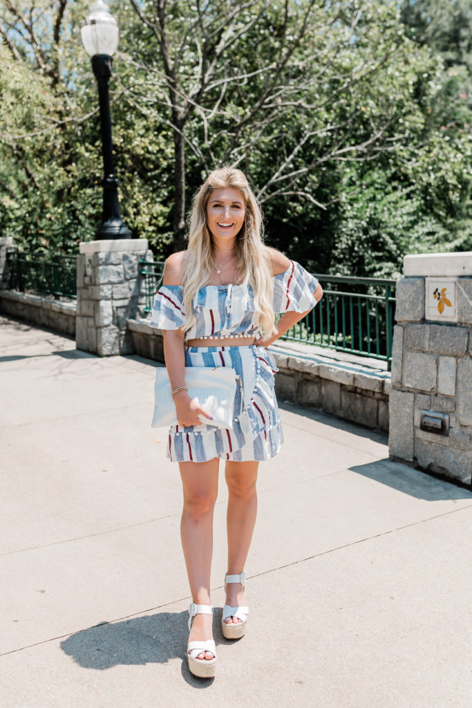 Loft | Free People | Express | Target | H&M | American Eagle | Nordstrom | Labor Day Sales You Don't Want To Miss featured by popular Texas fashion blogger Audrey Madison Stowe