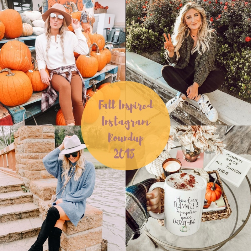 Instagram Roundup #5 | Fall 2018 Vibes
