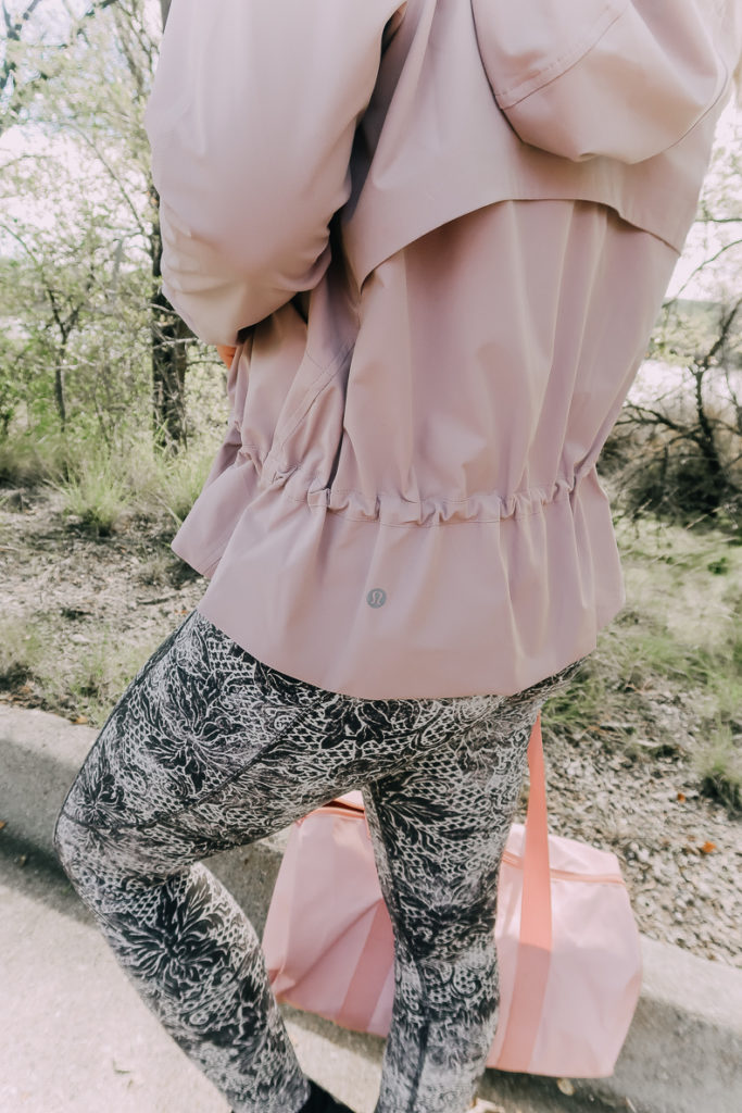 Lululemon | Workout Wear | Winter Workout | Cute Workout Wear For Cool Weather With Lululemon featured by top Texas fashion blog Audrey Madison Stowe