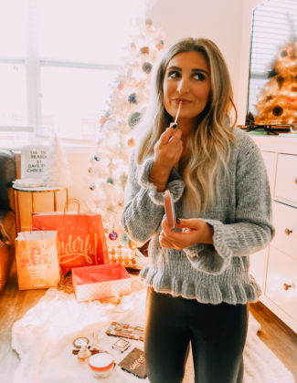MY Top 10 Sephora Favorites for the Holiday Bonus Sale 2018 | Sephora Winter Beauty | Audrey Madison Stowe a fashion and lifestyle blogger