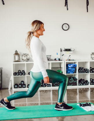 Importance of Listening To your Body & 6-Week Workout Results } Audrey Madison stowe a fashion and lifestyle blogger