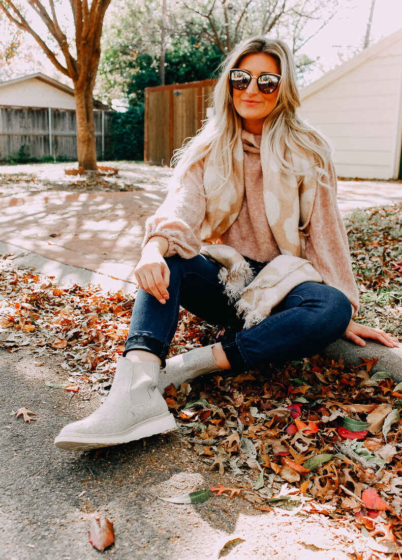 10 Fall Booties in My Shopping Cart + A Sneaker Bootie You'll Love | Target Boots | Audrey Madison Stowe a fashion and lifestyle blogger