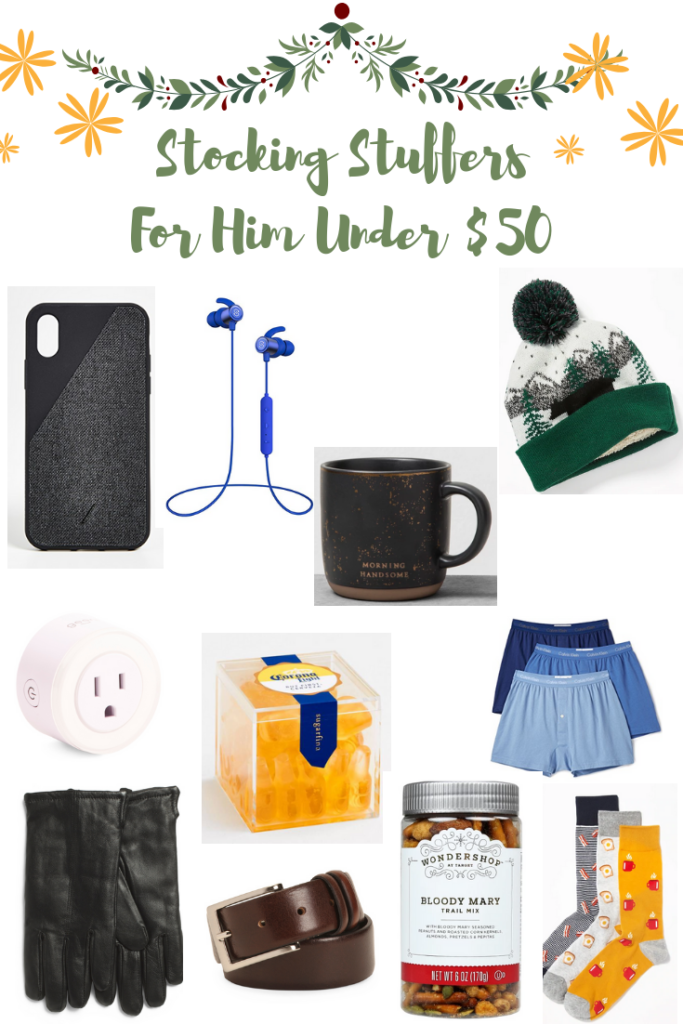 Beanies | Gloves | Belt | Coffee Mug | Affordable | Stocking Stuffer Ideas Under $50 featured by top Texas life and style blogger Audrey Madison Stowe