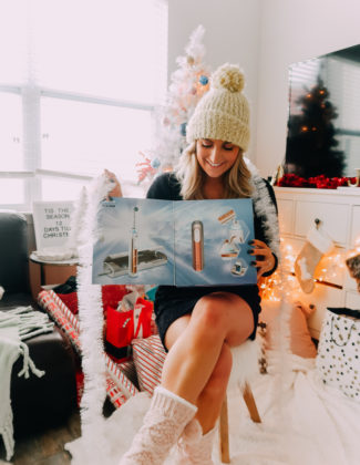 Give the Gift of Healthy Teeth with Oral-B   Gift Idea   Audrey Madison sTowe a fashion and lifestyle blogger