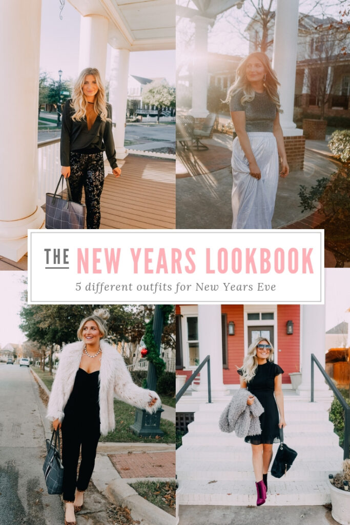 Lookbook | The Cutest New Years Eve Looks featured by top Texas fashion blogger Audrey Madison Stowe