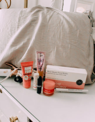 Beauty Buys For Valentine's Day   New Beauty Must Haves   Audrey Madison Stowe a fashion and lifestyle blogger