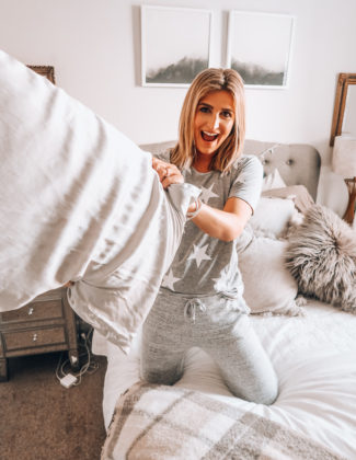 $26 Silk Pillowcase You will Love   Mulberry silk pillowcase   Audrey Madison Stowe A fashion and lifestyle blogger in Texas