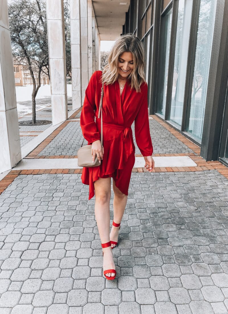 What to Wear For Engagement Photos for Every Season | Audrey Madison Stowe a fashion and lifestyle blogger in Texas