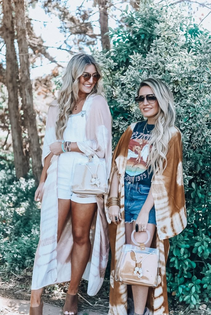 Versatile Kimono You'll Love For Spring | Grunge and Glam | Audrey Madison Stowe a fashion and lifestyle blogger