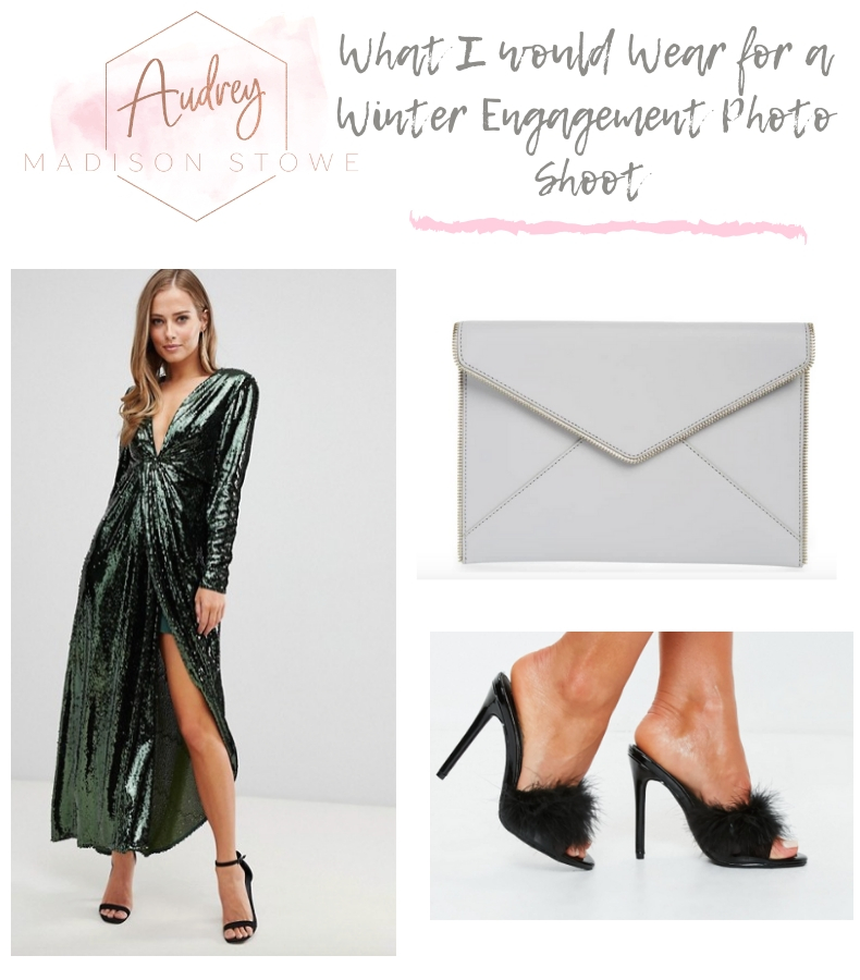 What to Wear For Engagement Photos in the Winter | Audrey Madison Stowe a fashion and lifestyle blogger in Texas