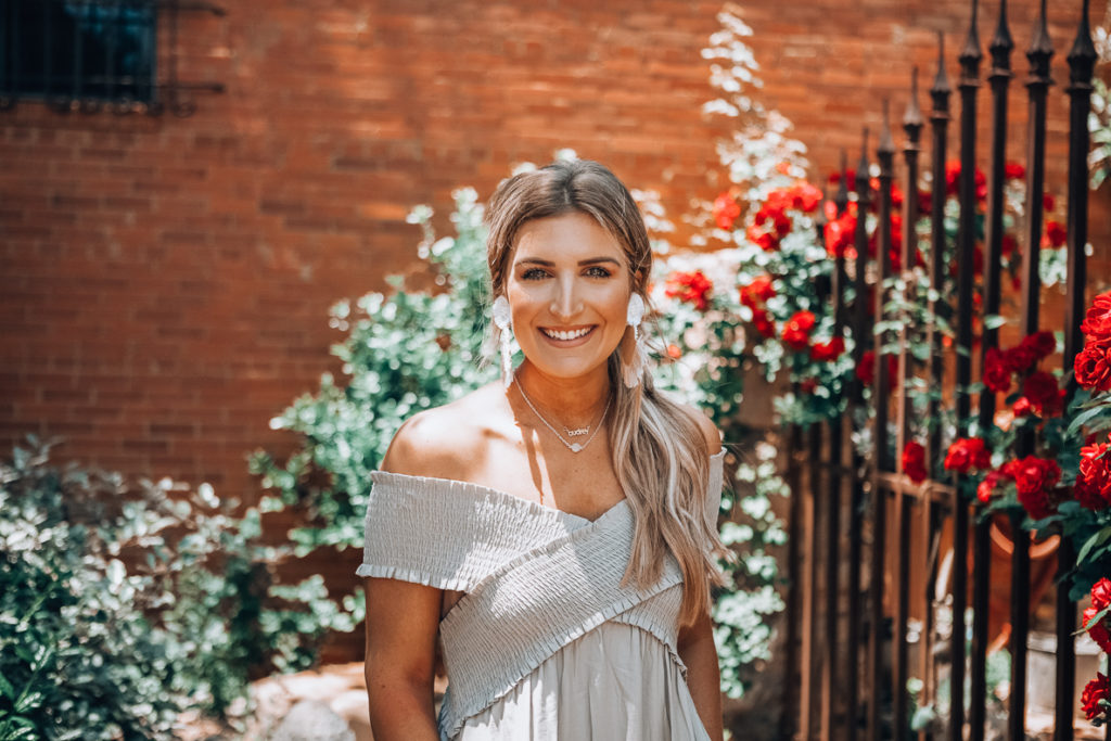 Wedding Guest Dresses for Summer | Formal Dress | Audrey Madison Stowe a fashion and lifestyle blogger based in Texas