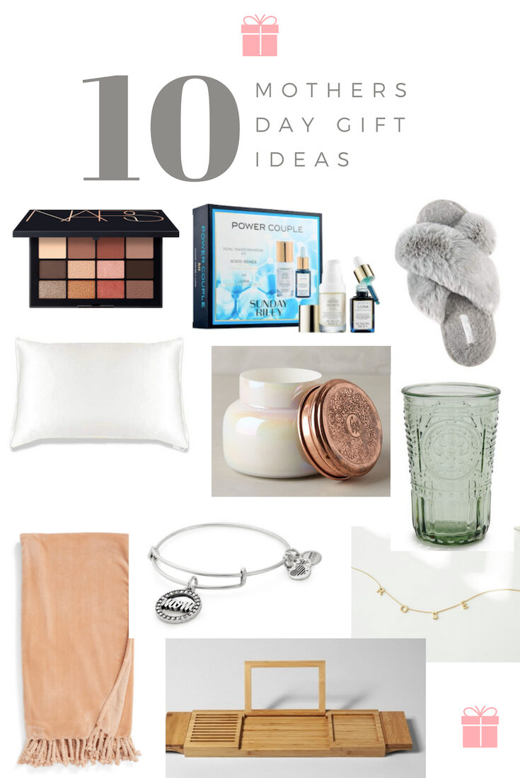 10 Mother's Day Gifts Under $100 | Audrey Madison Stowe a fashion and lifestyle blogger