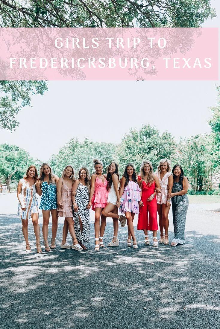 Girls Trip to Fredericksburg
