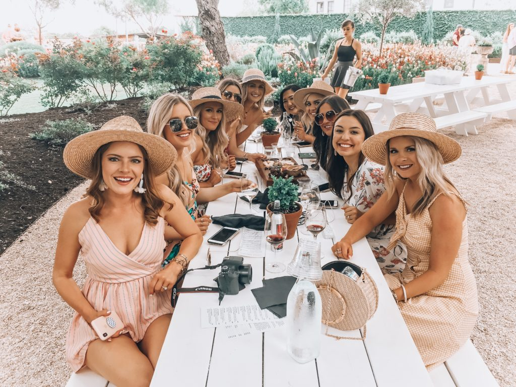 Girls Trip To Fredericksburg, Texas   Girls Trip Itinerary   Audrey Madison Stowe a fashion and lifestyle blogger